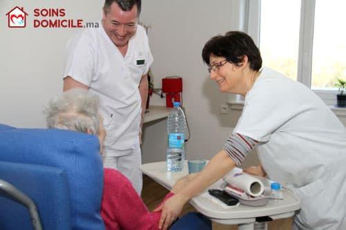 Organiser des soins palliatifs à Casablanca
